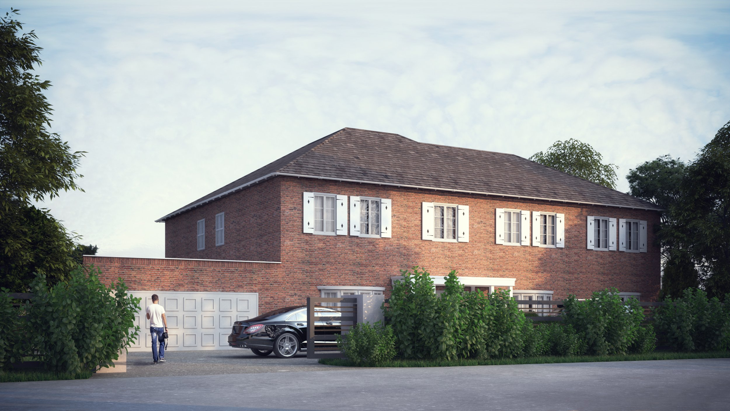 Southview-Proposed-Gate-01